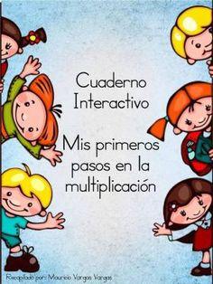 Cuaderno interactivo multiplicación