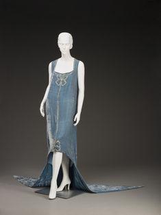Evening dress - Callot sisters  1920-23