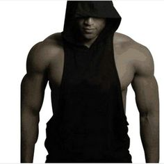 Fitness! 2017 Hot High quality gymvest nature cotton clothing men tank top bodybuilding undershirt Casual teen wolf stringer