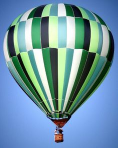 If I had a Hot Air Balloon... This would be mine!