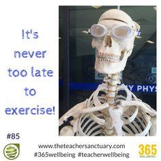 #85/365 #365wellbeing #TopTips #TakeTheOxygenFirst #TeacherWellbeing #TheTeacherSanctuary #EveryTeacherMatters #KathrynLovewell #ShakeYourBooty #Movement #Flexibility #Happiness #Exercise #Fitness #Swimming