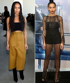 8 Badass Style Lessons You Can Learn from Zoe Kravitz from InStyle.com