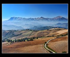Panorama da Montefalcone, 24 ottobre 2012 | Flickr - Photo Sharing!