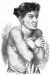 Stien Woman