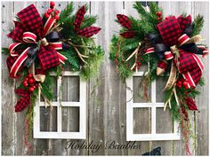 A personal favorite from my Etsy shop https://www.etsy.com/listing/565702991/rustic-christmas-rustic-wreath-christmas
