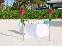 Small destination wedding private reception.  #destinationwedding #destinationweddings
