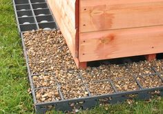 French Drain for Garden Sheds