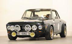 MoonAge • gashetka:   1970-1974 | Lancia Fulvia Coupé 1600...