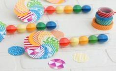 Rainbow Theme Party Treats