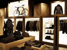 J Crew Townhouse Mens store