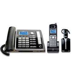 RCA-25270RE3 RCA 2 Line Corded/Cordless Phone wth Headset #RCA