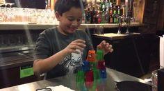 O filho do barman