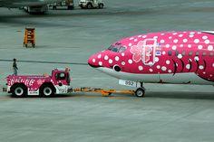 Japan Transocean Air, Boeing 737-400, JA8992, Sakura Jinbei Jet, Okinawa Naha