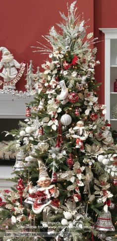 christmas tree decorating trends | Christmas Tree Decorating Trends | My Christmas | Christmas Decor