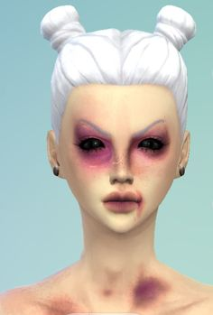 Decay Clown Sims: Tattoo • Sims 4 Downloads