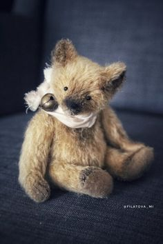 Pipp by Filatova Marina - Bear Pile Bear Toy, Panda Bear, Polar Bear, Teddy Toys, Orangutan, Plush Animals, Chipmunks, Guinea Pigs, Panda