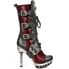 Pennangalan - Goth, Steampunk, Traditional, Fetish Shoes and Boots