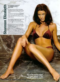 83 Best ♥ Shannon Elizabeth ♥ images   Shannon elizabeth, Beautiful actresses, American actress