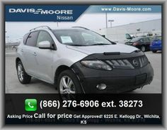 2009 Nissan Murano LE SUV  Overall Length: 188.5, Cruise Controls On Steering Wheel, Front Hip Room: 54.8, Coil Front Spring, Video Monitor Location: Front, Bucket Front Seats, Center Console: