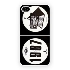 KLF - 1987 iPhone 4 4s and iPhone 5 Case
