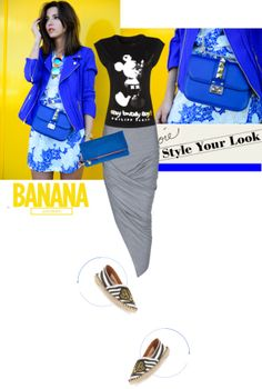"""Banan style"" by cherry1987 on Polyvore"