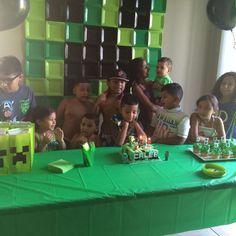 Minecraft Birthday Party Ideas   Photo 1 of 12   Catch My Party