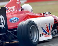Single Seater Driving Thrill at Silverstone for my Top Gear obsessed husband.
