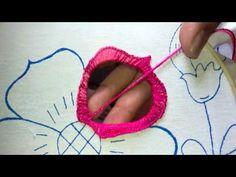 [Puntada Fantasía] Mariposas en Rosa calada | #BordadosConIsa - YouTube