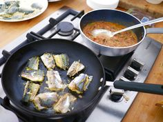 Cooking demo?? Keralan fish curry