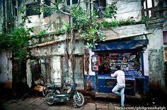 Varanasi, India. Beautiful pic!