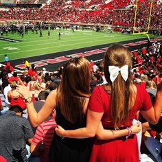 TTU game day