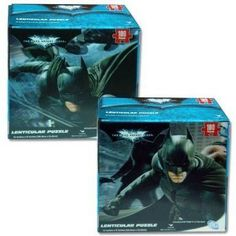Dc Comics Batman the Dark Night Rises Lenticular 3d Puzzle 100 Piece by DC Comics * You can find out more details at the link of the image.