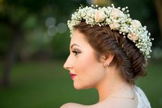 toni and haircuts floral headband hair by elise floral 2874