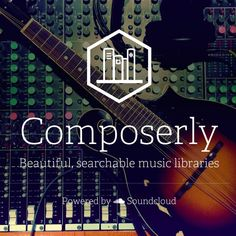 Composerly - Beautiful, searchable music libraries