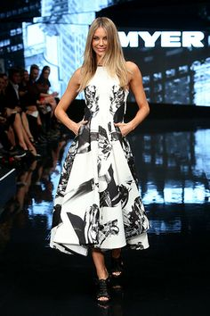 Myer Autumn/Winter 2014 Launch - Toni Maticevski