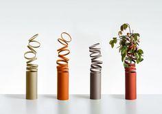 「Vase Decompose'」Atelier Oi