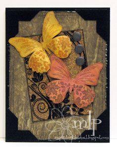Prickley Pear - Fall Butterflies