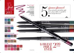 eBrochure | AVON Everyone's favorite GLIMMERSTICKs are on sale. Lowest price EVER!!!