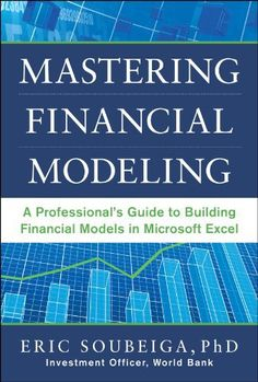 All the precision of financial modeling-and none of the complexity Evidence-based decision making is only as good as the external evidence on which it is based Financial models uncover potential risks on a companys balance sheet but the complexity of these instruments has limited their... more details available at https://insurance-books.bestselleroutlets.com/business/investments-securities/product-review-for-mastering-financial-modeling-a-professionals-guide-to-building-fina