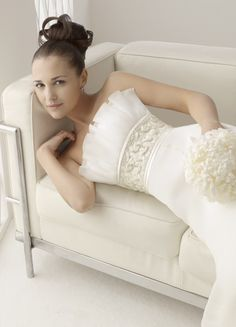 Aire Barcelona Bridal Gown Style - Balear