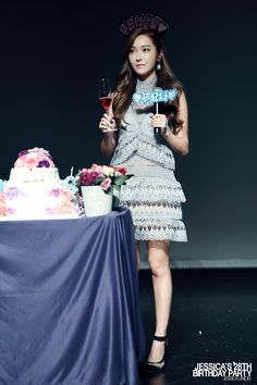 JESSICA'S 28TH BIRTHDAY PARTY - JESSICA'S 28TH BIRTHDAY PARTY - 현장사진 1
