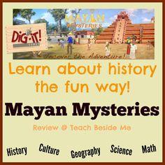 mayan Mysteries educational game