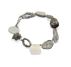 Iris Bodemer - necklace, 2010, silver