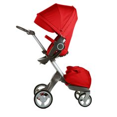 Eeeee! Cannot wait to get my Stokke stroller! Having a summer baby is the perfect season for many walks! {F}
