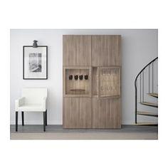 leifarne chaise blanc ernfrid bouleau gris tiroirs et tag res. Black Bedroom Furniture Sets. Home Design Ideas
