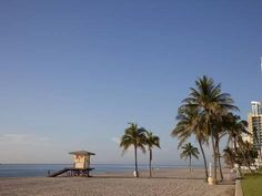 size: Photographic Print: Hollywood Beach, Florida, USA Poster by Angelo Cavalli : Hollywood Beach Florida, In Hollywood, Florida Usa, Positano, Professional Photographer, Seattle Skyline, Framed Artwork, Water, Travel