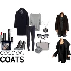 """Cocoon Power"" by koum-anastasia on Polyvore"