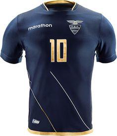 ECUADOR 2016 away