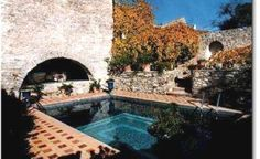 Saint Bauzille de Montmel | Holiday House | Languedoc Roussillon | Herault | South of France and the Riviera | 16th century restored house in the midst of beautiful vineyards and close to Montpellier. With private pool and courtyard | Sleeps 14 | #holidayrentals #frenchmaison #holidayhouse #languedocroussillon #herault #southoffrance #riviera #pool #courtyard #france #holiday
