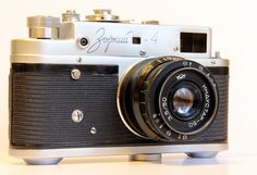 ZORKI-4 Russian Vintage Soviet Film Camera 35mm + Lens Industar-50 Copy Leica + Bonus by PhotoVintageStore on Etsy